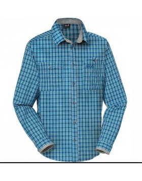 Capilano shirt men , mandarin checks