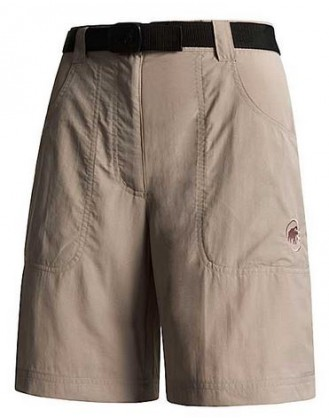 Blue Power Shorts women Mammut
