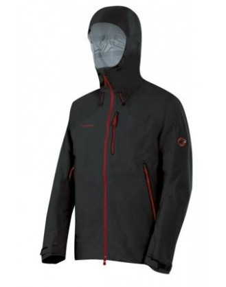 Masao Jacket Men Mammut Graphite