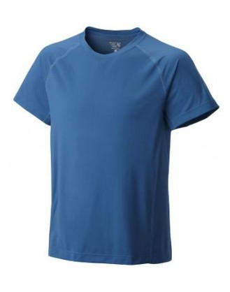 Justo Trek SS Tech-shirt men  Mountain Hardwear