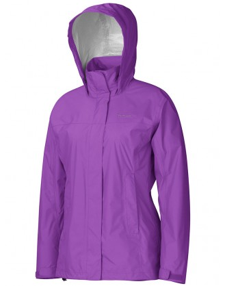 PreCip JKT women Marmot purple
