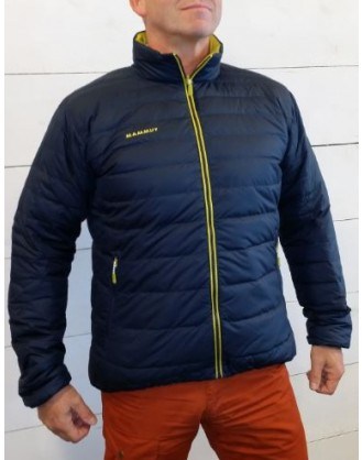 Whitehorn reversible Donsjas men Mammut