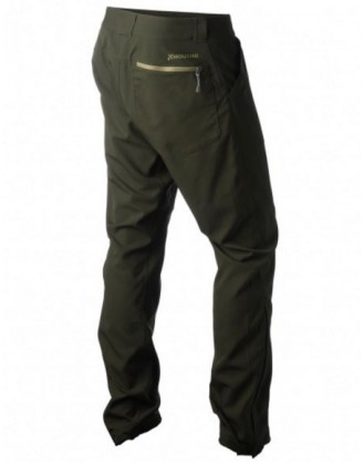 Motion Light Pants men Houdini Base Green front