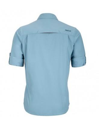 Trient Longsleeve shirt men Marmot front