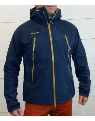 Teton jacket men Mammut GORE-TEX® 3-Layer.