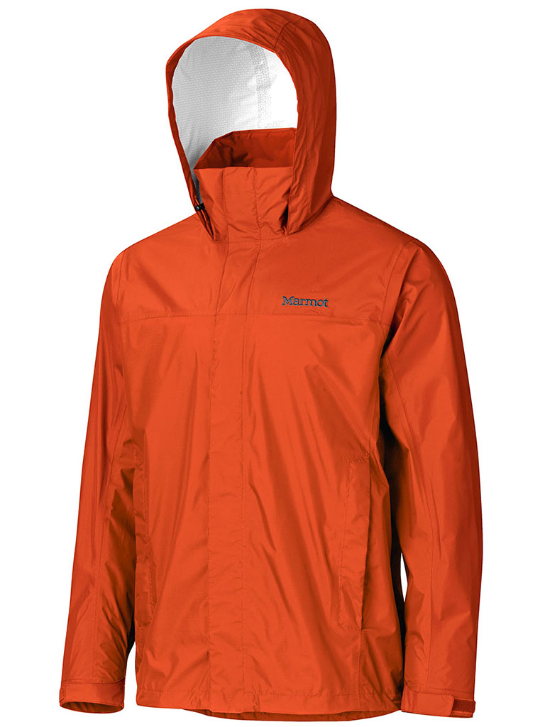 PreCip JKT men/women Marmot Orange