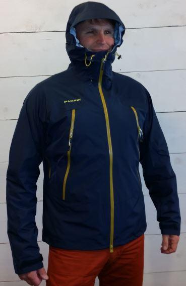 Teton jacket men Mammut GORE-TEX® 3-Layer 14.