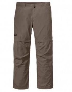 Canyon zip off pants men , grijs