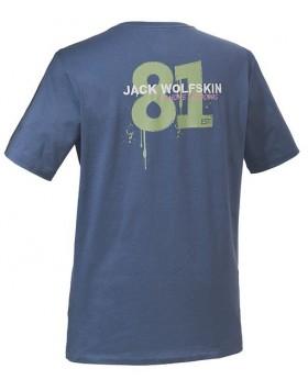 Spreading T Men JACK WOLFSKIN (Shirts)
