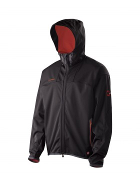 Mammut Ultimate Hoody Men Black Fire