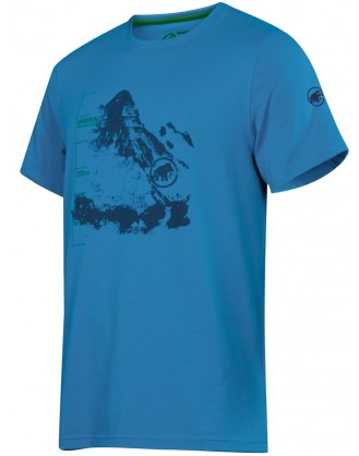 Creon T-shirt  men Mammut