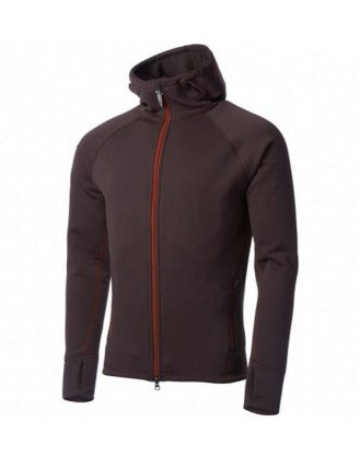 Power Houdi men Polartec Power Stretch® Pro™ Houdini Beatbrown