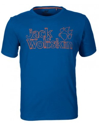 High Density Logo T men Jack Wolfskin b