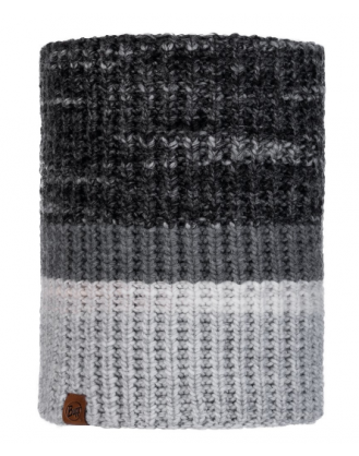 BUFF KNITTED EN POLAR NEKWARMER ALINA GREY