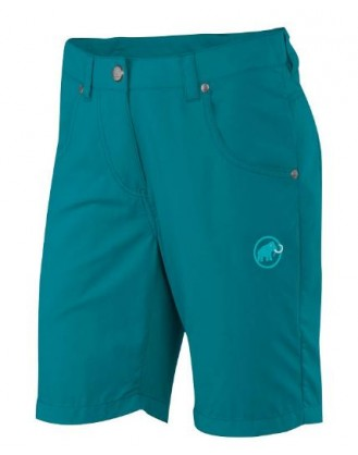 Niala Shorts Women Mammut Pacific Blue