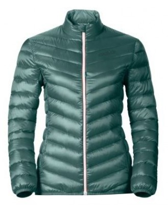 Air Cocoon jacket women Odlo Pine