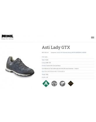 MEINDL ASTI LADY GTX