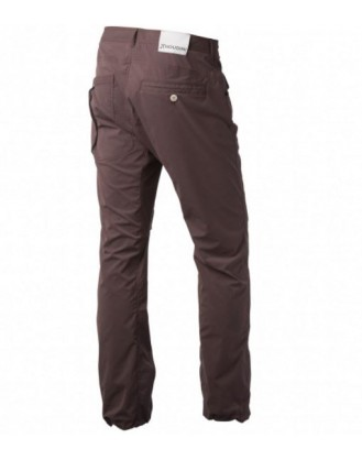 Thrill Twill Pants man Houdini BackBeatBrown